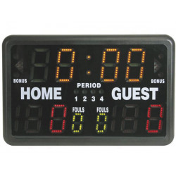 Tabelle anzeige countdown wt3116 thekendisplay sport basketball handball