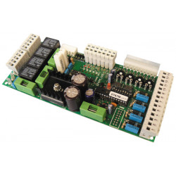 Extra electronic circuit for motorisation control panel 750d747m automatism