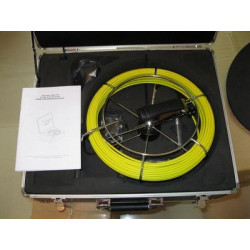 Rental 1 to 7 days Pipeline inspection system with usb function