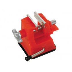 Mini table vice with standard head