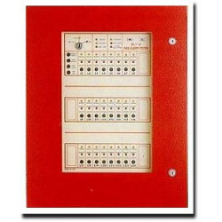 Control panel 24 zone electronic fire control panel, 220vac 24vdc fire control panel electronic fire protection system