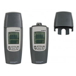 Temperature humidity dew point meter