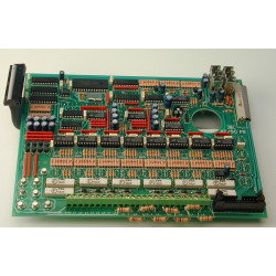 Alarm control panel fire alarm control panel circuit for aef8, aef16, aef24 electronic security fire alarm electronic alarm circ