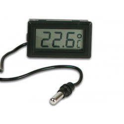 Thermometre digital pmtemp2 sonde 1m frigo 50° 70°c congelateur frezer refrigerateur temperature