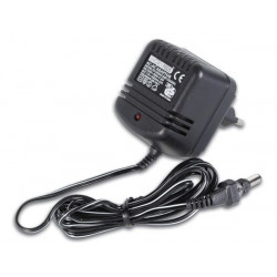 Non regulated single voltage adapter ac input ac output 12vac 500ma