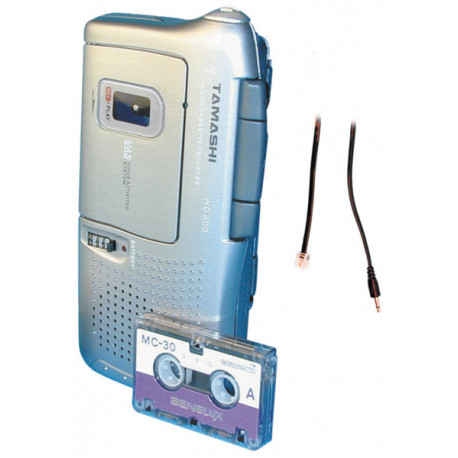 Telephone pack voice activated recording pack telephone recording telephone recording audio surveillance telephone recorder phon