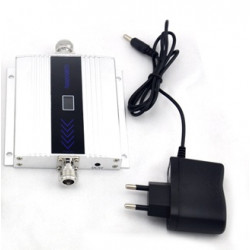 GSM 1800MHZ Mobile Phone Signal Booster GSM Signal Repeater Cell Phone Amplifier With Cable + Antenna