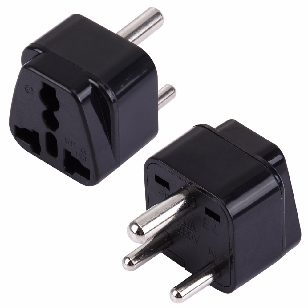 International Plug Adapter For South Africa Lesotho