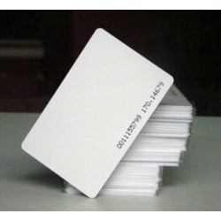 15 x RFID Card 13.56Mhz ISO14443A MF S50 Re-writable Proximity Smart Card NFC Card 0.8mm Thin For Access Control System
