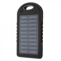 20000mAh Portable Solar External Battery Charger Travel Backup Power Bank for iPhone X 6 7 8 Plus