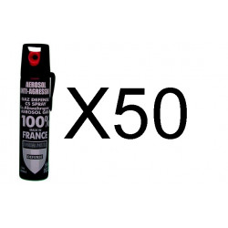 Spray gas paralizzante cs 2% 75ml modello grande gas lacrimogeno cs spray legittima difesa cs spray