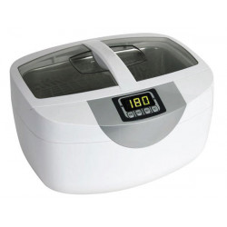 Ultrasonic cleaner with timer 2.6l