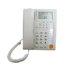 Office PABX Phone Model: PH-206 Be compatible with Telecom PABX system.