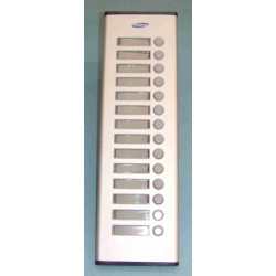 Video intercom electonic b w street 14bp for gatekeeper intercom video
