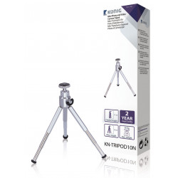 Mini table tripod kn tripod10 camera and video cameras height 100 to 150mm