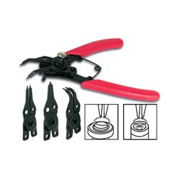 Combination snap ring pliers vtsrp