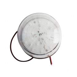 LED rot blinkende Ampel LED Blitzleuchte 24V SL-79