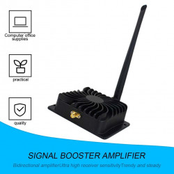 EP-AB003 2.4Ghz 8W 802.11n Wireless Wifi Signal Booster Repeater Broadband Amplifiers for Wireless Router wireless adapter