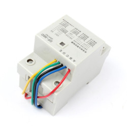 DF-96D DF96D automatic water level controller Pump Controller Cistern Liquid Switch 220V Din Rail