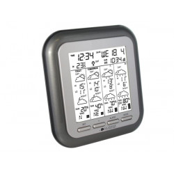 Weather station with 4 day forecast