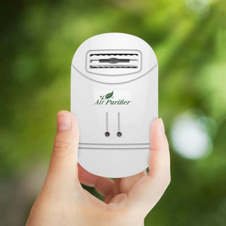 Ionizer Air Purifier 220V For Home Generator Negative ions Air Filter Smoke Dust