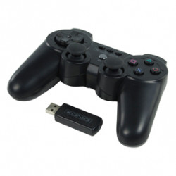 Wireless controller für sony playstation 3 ps3 dualshock sixasis gamps3 wcont12