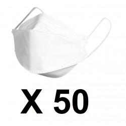 50 Mask mouth Cotton filtration kf94 Security filter