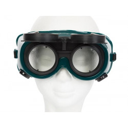 Foldable protective goggles Protect your eyes during welding TW802565