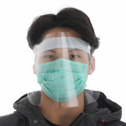 Transparent Anti Splash Dust-proof Protect Full Face Covering Mask Visor Shield covid-19