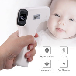 Infrared body thermometer AET-R1B1 for non-contact measurements