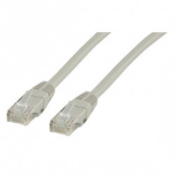 Cable informatique utp reseau cat5 4x2x0.51mm utp 6003/20 20m