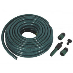 Fitted hose 12.5mm x 20m + accessories