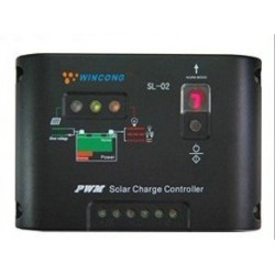 30a pwm solar controller for solar system. solar charge controller 12v 24v with dual timer function, upgraded version