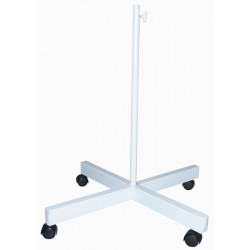 Stand with wheels for vtlamp series