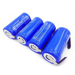Lithiumbatterie 3,2 V 7000 mAh Lii-70A 32700 7a LiFePO4 35A maximale Dauerentladung 55A