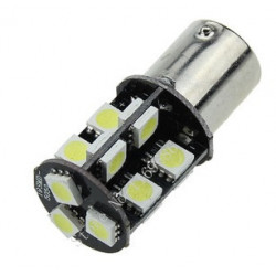 d009 car white 19 smd 5050 led 1156 1141 ba15s Trun Signal Light External Bulb Tail Lamp dc 12V