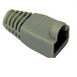 Sleeve beige 8p8 stecker rj45 co8p8manchonbe