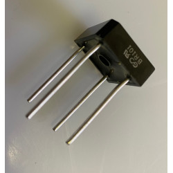 Diode bridge br101 5a current rectifier DIMBR10100CT