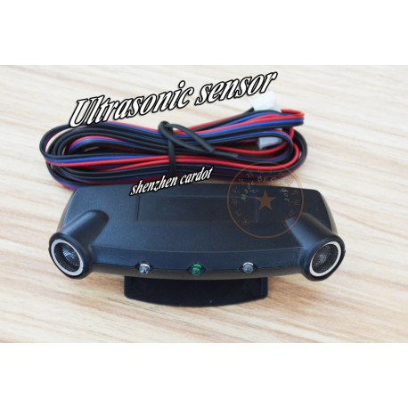 Ultrasonic module to add for volumetric protection (car alarm)