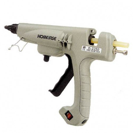 Glue gun 220v 80w adjustable 11mm industrial temperature adjustable integrated bracket ougl k2250