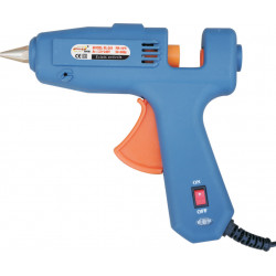 80 watts with power switch hot melt glue gun hair extension tools adhesive glue gun