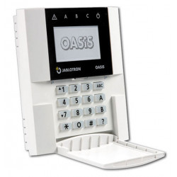 Ja81f wireless keypad