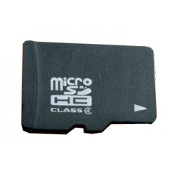 Carte micro sd tf 4go classe 4 grande vitesse card 4gb pour lunette espion video