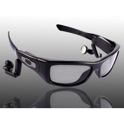 Spy camera sunglasses embarquee 3 mega pixel 4gb mp3 spy sun glasses mv300 listening