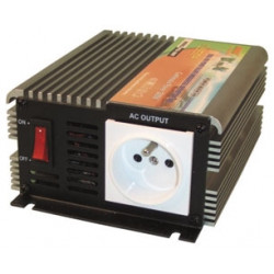 Modified sine wave power inverter 300w 12vdc in 230vac out pin earth 'soft start'