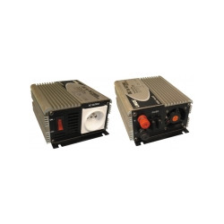 Modified sine wave power inverter 300w 24vdc in 230vac out 'soft start'