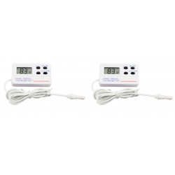 LCD digital thermometer for refrigerator and freezer temperature alarm -50 ° C SP-E-16 TM-804