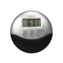 Timer with clock & alarm