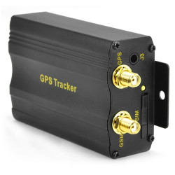 Vehicle gps tracker real time tracking listen in google map link