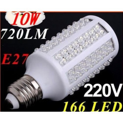 10w led birne e27 166 lumen neutralweiß 720 220v 230v lampe licht lighting energiewirtschaft
